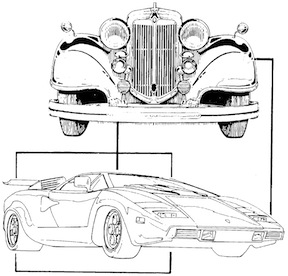 Restorations of Fine Automobiles